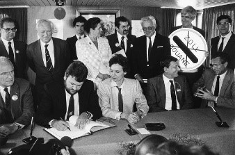 Schengen Agreement 14 June 1985