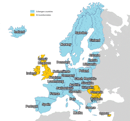 Absolute Guide On Schengen Area Countries With Map - Schen ... on france country map, new zealand country map, israel country map, spain country map, schengen information system, iceland country map, eea family permit, ireland country map, passport stamp, russia country map, australia country map, eu country map, italy country map, canada country map, belgium country map, austria country map, border control, portugal country map, schengen agreement, europe country map, romania country map, usa country map, singapore country map, thailand country map, czech republic country map,