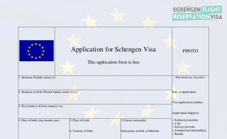 Schengen Visa Requirements And How To Apply Schengen Visa