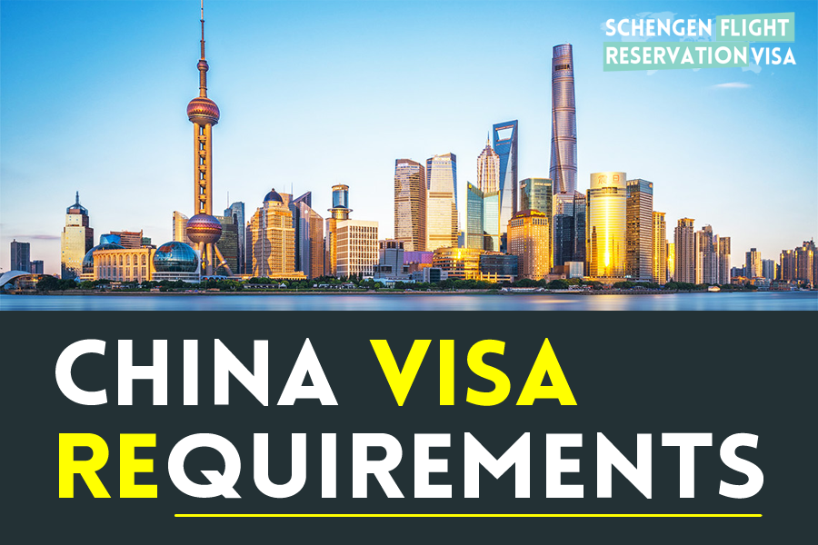 Ultimate China Visa Requirements & Chinese Visa Categories Guide