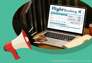 Importance of Flight Itinerary in Visa Process