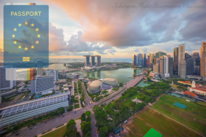 Schengen Visa for Singapore Passport Holder and Residents