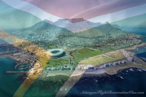 Schengen Visa for South Africa Passport Holders